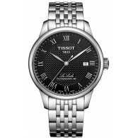 全新升级!天梭TISSOT-力洛克系列 T006.407.11.053.00 机械男表