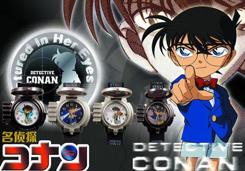 名侦探��ce�f�x�_柯南手表图片分享,我们也是现实中的名侦探