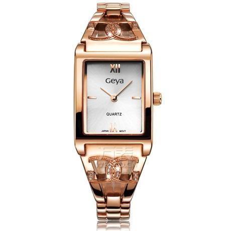格雅女士手表 geya格雅的妩媚与你分享