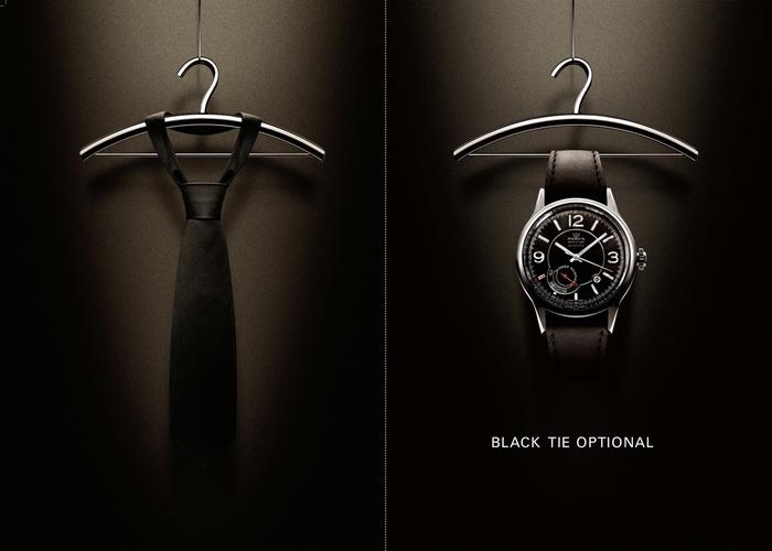 创意手表的设计图