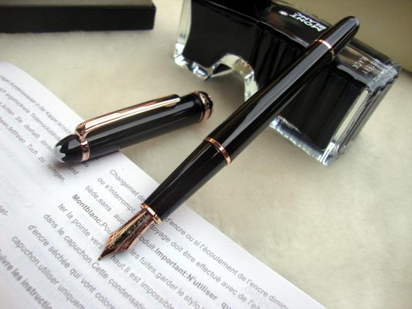万宝龙钢笔如何清洗?万宝龙钢笔的清洗方法与保养