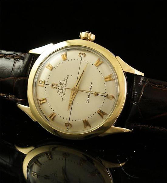 老款欧米茄手表之星座系列腕表图片