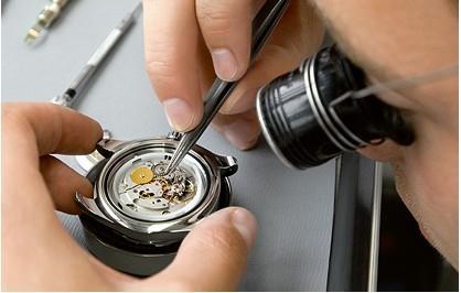 梅花手表维修 梅花手表保养图片