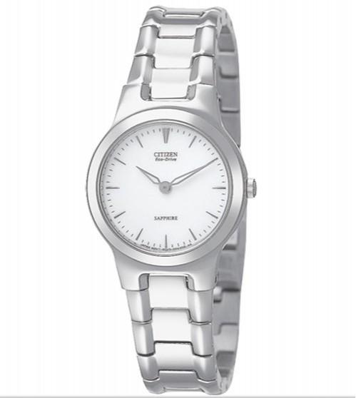 西铁城8200之ew8200-54a光动能女手表