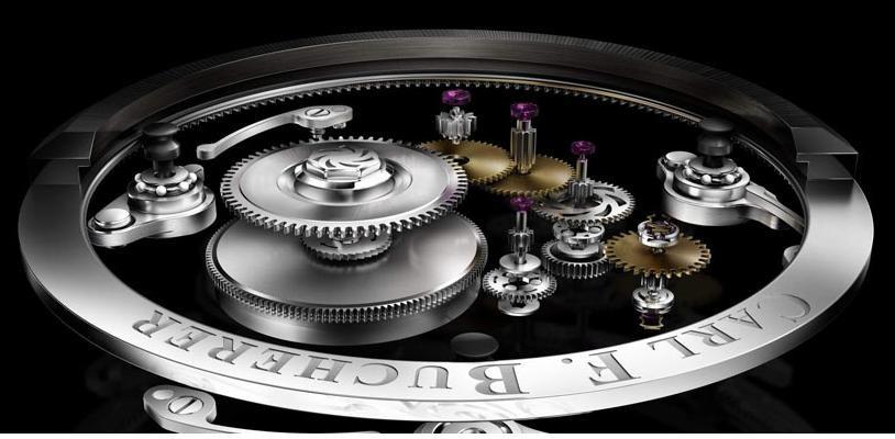 太原真力时手表维修表盖清洗   真力时   亨时达腕表服务