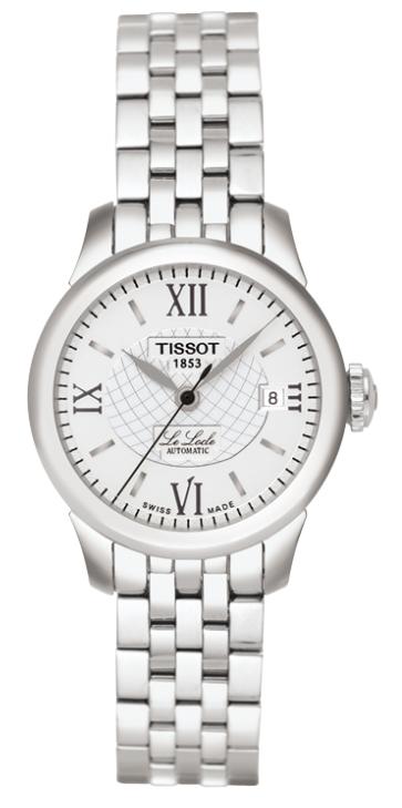 天梭TISSOT-力洛克系列 T41.1.183.33 女士机械表