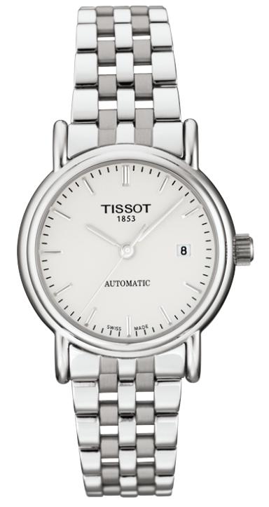 天梭TISSOT-卡森系列 T95.1.183.31 女士机械表