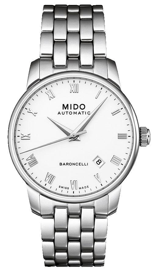 美度MIDO-贝伦赛丽BARONCELLI系列 M8600.4.26.1 机械男表