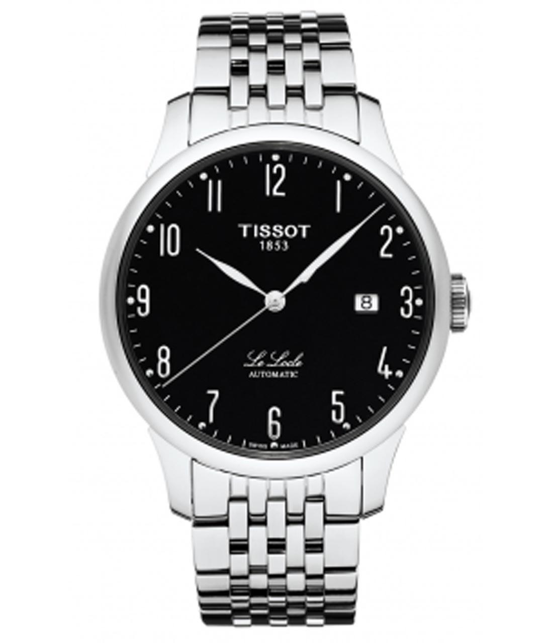 天梭TISSOT-力洛克系列 T41.1.483.52 男士机械表