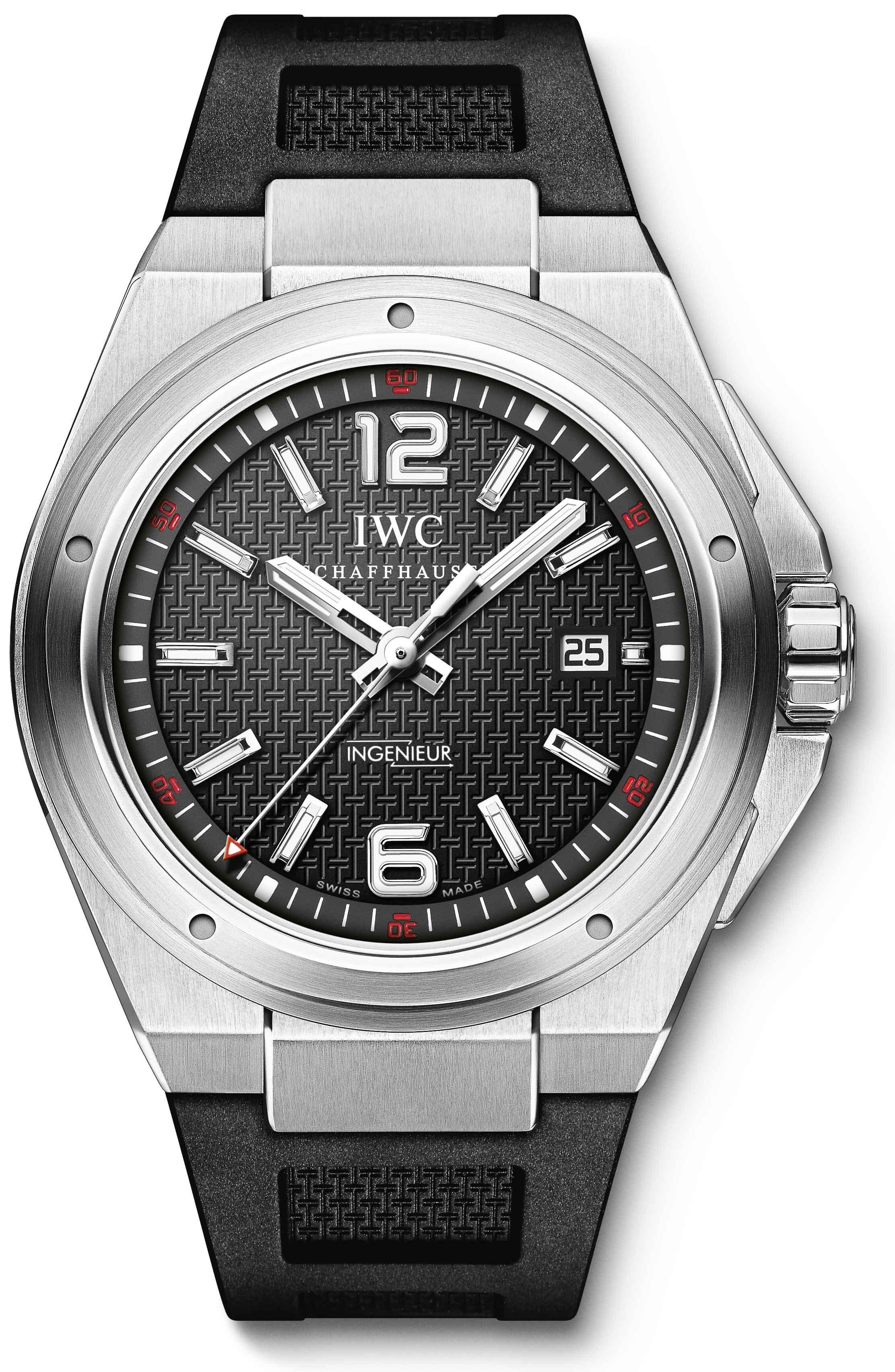 万国IWC-工程师系列 IW323601大表盘 男士机械表