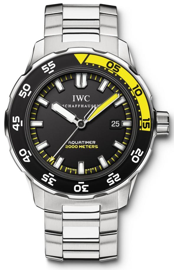 万国IWC-海洋时计系列 IW356801 男士机械表