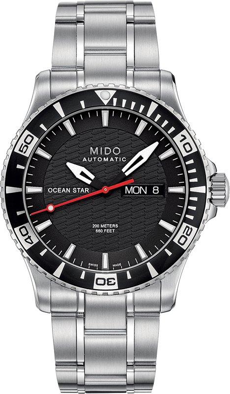 美度MIDO-OS Captain海洋之星系列 M011.430.11.051.02 机械男表