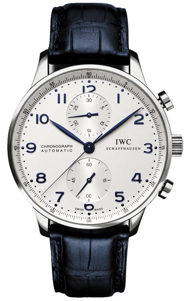 万国IWC-葡萄牙计时码表 IW371446 机械男表