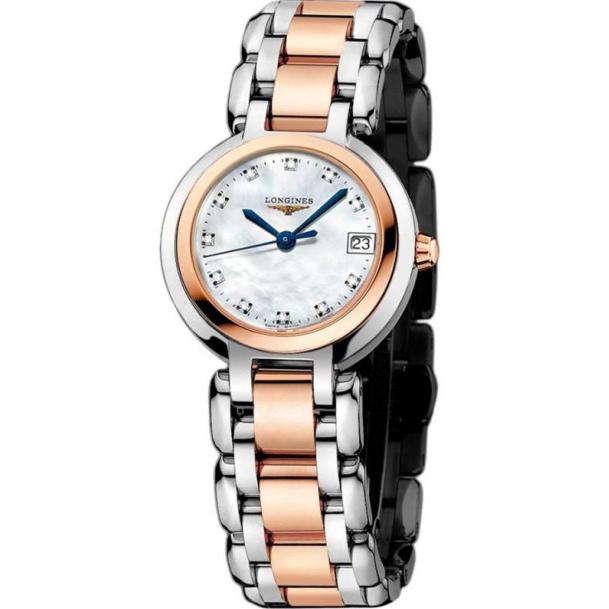 妻子的秘密》赵丽颖同款手表浪琴心月系列女士机械表