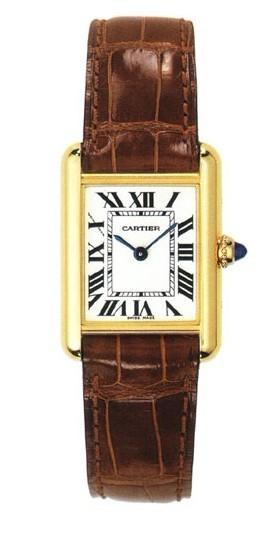 卡地亚Cartier-TANK系列 W1529856 女士石英表