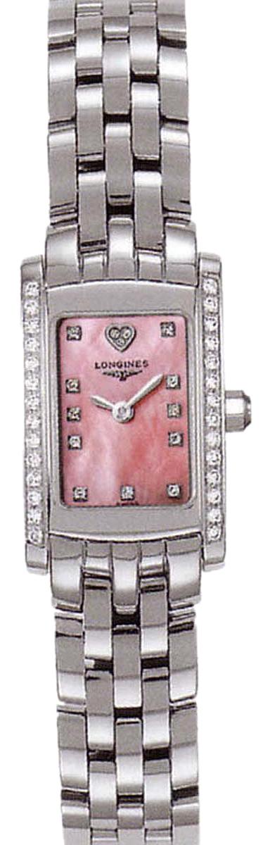 浪琴Longines-黛绰维纳系列 L5.158.0.93.6 女士石英表