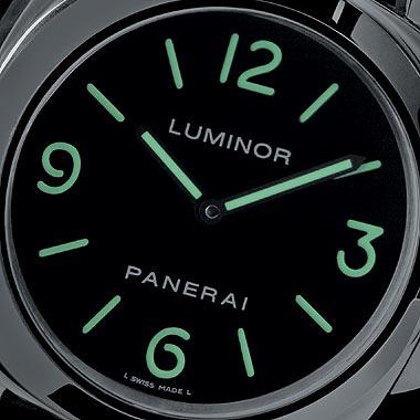 沛纳海-Luminor系列 PAM00112 机械男表