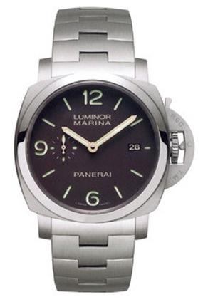 沛纳海-Luminor Marina 系列 PAM00352 机械男表
