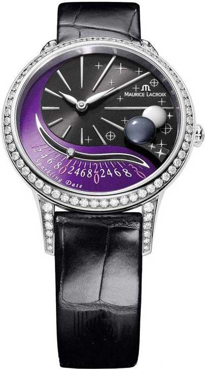 艾美手表怎么样?艾美手表系列介绍