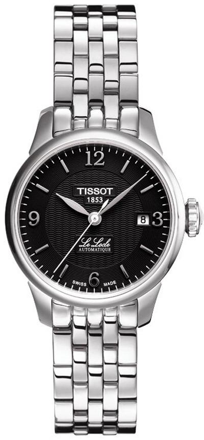 天梭TISSOT-力洛克系列 T41.1.183.54 机械女表