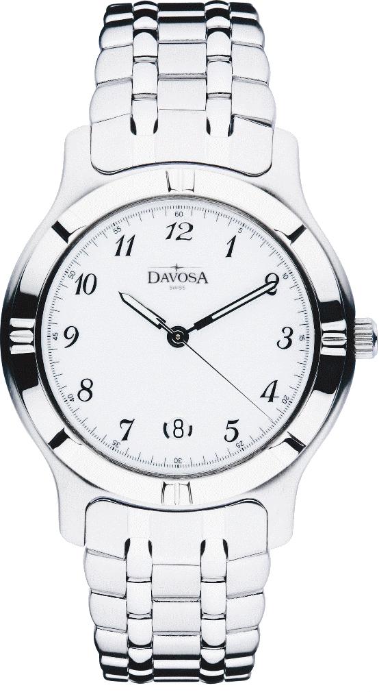 瑞士迪沃斯(DAVOSA)-CLASSIC QUARTZ 系列 16337826 男士石英表