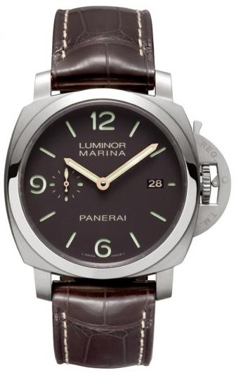 沛纳海-Luminor Marina 系列 PAM00351 机械男表