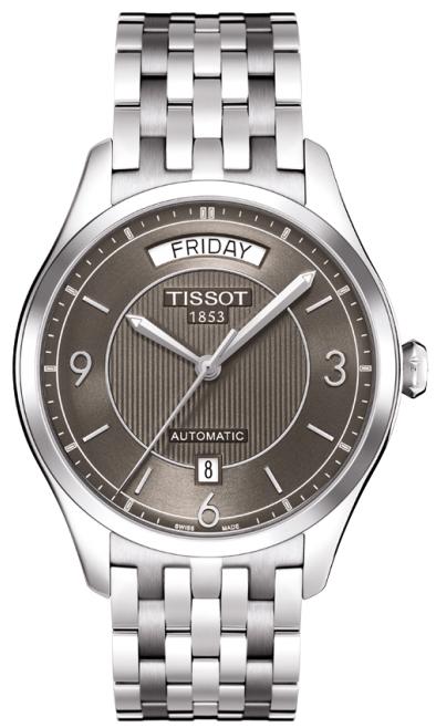 天梭TISSOT-唯意系列 T038.430.11.067.00 机械男表