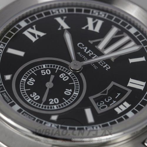 卡地亚W7100016 男士机械表