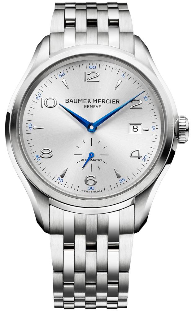 名士Baume&Mercier-克里顿系列 10099 机械男表