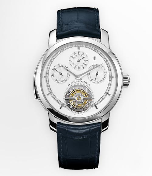 江诗丹顿最贵的手表是那一款?