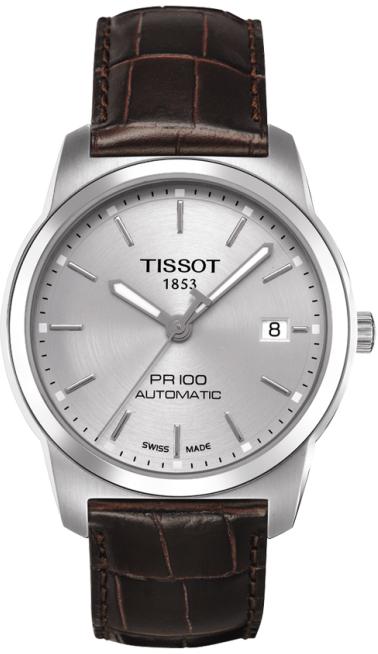 天梭TISSOT-PR 100系列 T049.407.16.031.00 机械男表