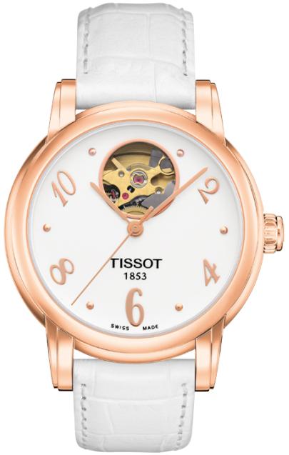 天梭TISSOT-Lady Heart系列 T050.207.36.017.00 机械女表