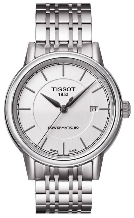 天梭TISSOT-卡森系列 T085.407.11.011.00 机械男表