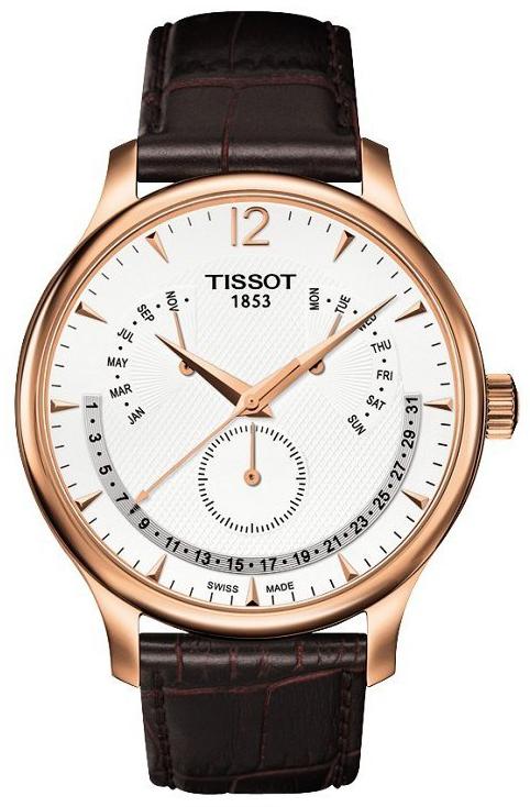 天梭TISSOT-经典系列 T063.637.36.037.00 男士石英表