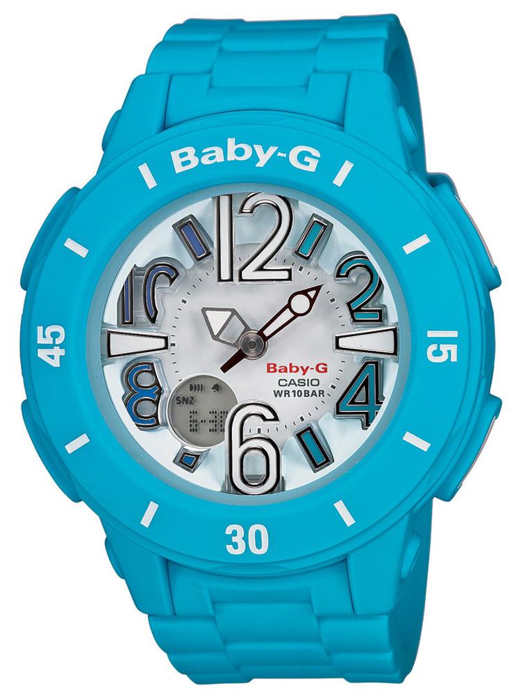 卡西欧BABY-G系列 BGA-170-2B 时尚女表