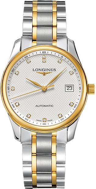 浪琴longines-名匠系列 L2.518.5.77.7 机械男表