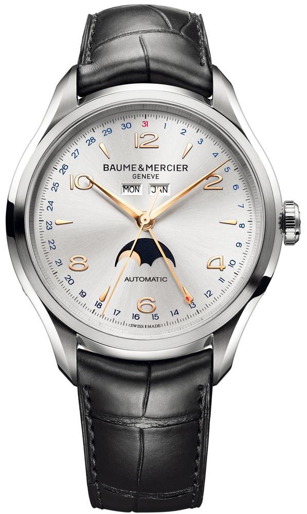 名士Baume&Mercier -汉伯顿系列 MOA10055 机械男表