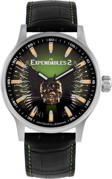 雅克利曼-The Expendables 敢死队系列 E-227(中号)男士石英表