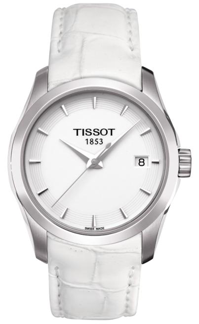 天梭tissot-库图系列 T035.210.16.011.00 女士石英表