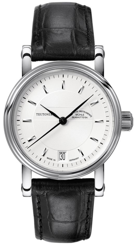 德国品牌:格拉苏蒂·莫勒Muehle·Glashuette-Classical Timepieces系列 M1-30-25-LB 中性机械表