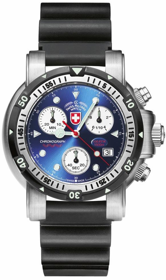 潜水员手表知识大全,享受海底世界的一分一秒