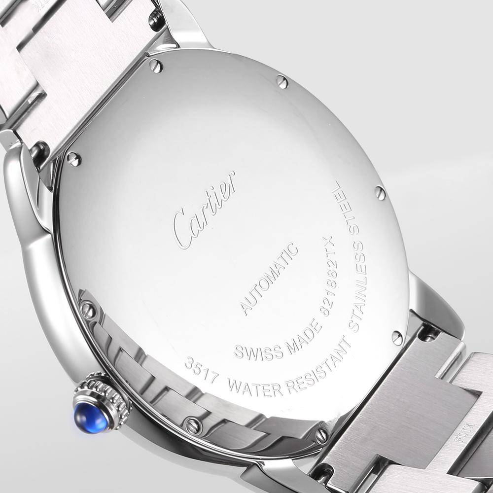 卡地亚手表辨真伪 腕表真品赝品你懂得分辨吗