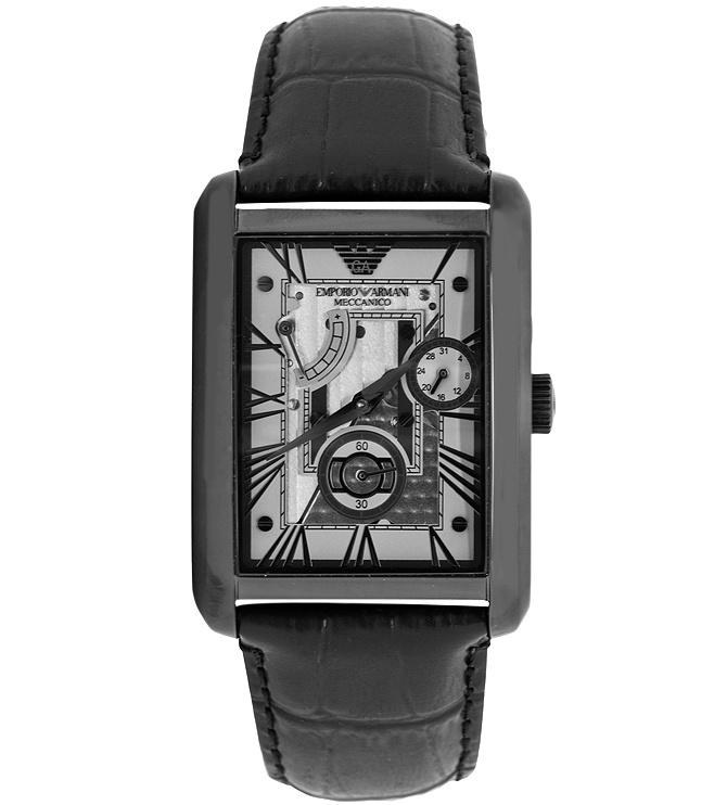 阿玛尼镂空机械手表,品味阿玛尼手表的镂空美学