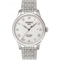 天梭TISSOT-力洛克系列 T41.1.483.33(新款型号 T006.407.11.033.00)机械男表