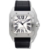 卡地亚Cartier-SANTOS系列 W20073X8 机械男表