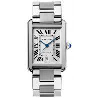 卡地亚Cartier-TANK系列 W5200028 机械男表