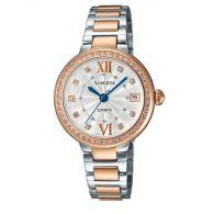 卡西欧CASIO-SHEEN系列 SHE-4517SG-7AUPR防水时尚石英女士手表