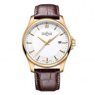 热销!瑞士迪沃斯(DAVOSA)-Classic Quartz 经典系列 16246715 石英男表