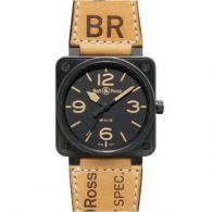 柏莱士Bell&Ross-AVIATION系列 BR0192-HERI/SWA 男士自动机械表