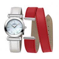 法国优雅腕表品牌:赫柏林-Antarès 恒星系列 COF.17443/19WR 女士时尚腕表